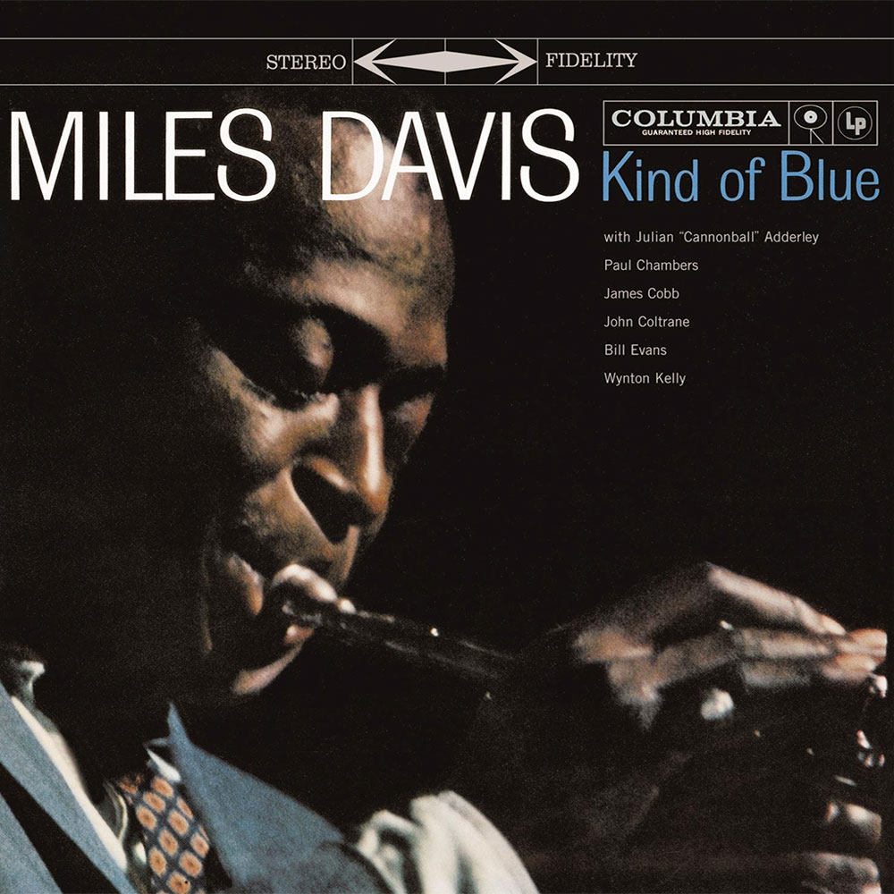 Miles David Kind of Blue - Music Connection Record Store, San Antonio, Texas